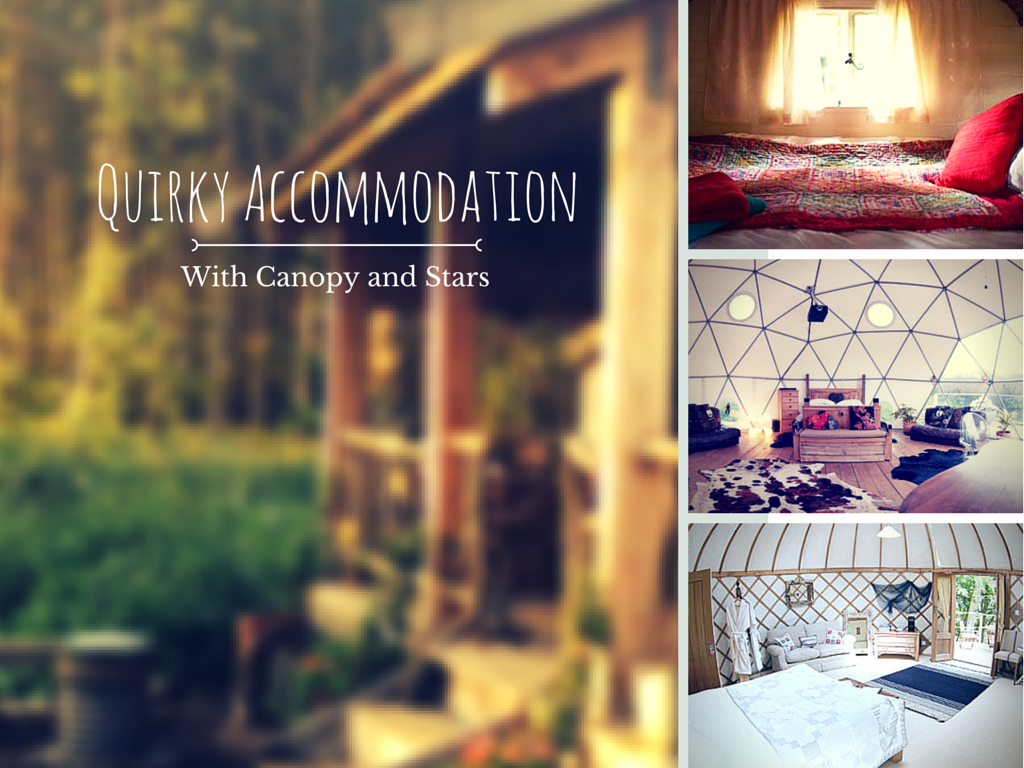 8 quirky accommodation options with canopy and stars the. Black Bedroom Furniture Sets. Home Design Ideas